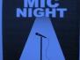 Open Mic Night - 10-3-2011