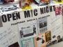 Open Mic Night -February 2010