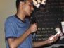 Open Mic Night - Starbucks 1-27-2012
