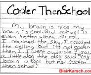 Cooler Then School